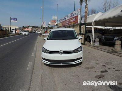 gebraucht VW Touran 1.6 tdi 115 cv scr dsg highline bluemotion tech. diesel
