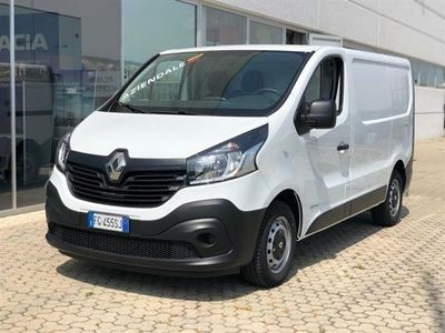 used Renault Trafic T27 1.6 dci 125cv L1H1 S&S E6