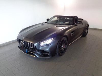 second-hand Mercedes AMG GT roadster 4.0 C auto