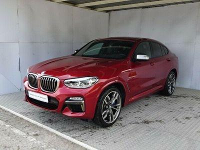 usata BMW X4 xDrive M40d