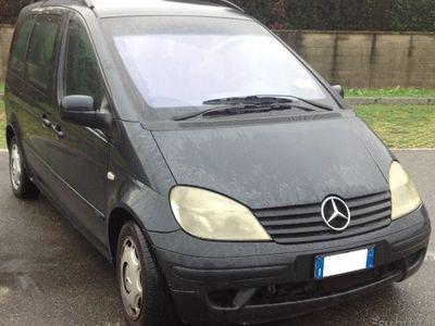 usado Mercedes Vaneo 1.7 diesel - 1999