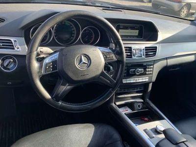 usata Mercedes E200 CDI BlueEFFICIENCY Executive