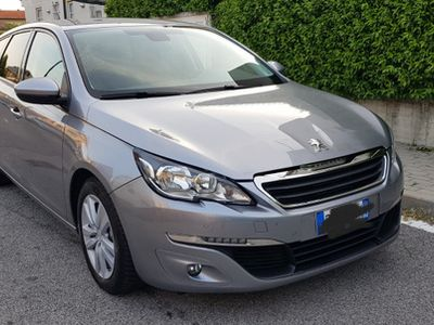 used Peugeot 308 sw 1.6 hdi 120cv anno - 2015