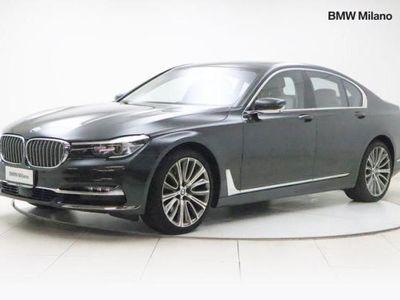 begagnad BMW 730