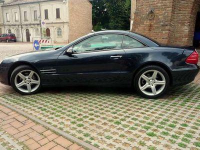 usata Mercedes SL350 cat