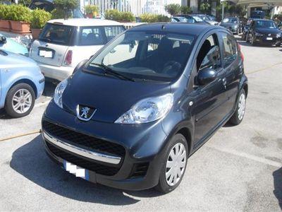 usata Peugeot 107 1.0 68CV 5p. Coupe'
