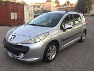 usata Peugeot 207 Outdoor 1.6 HDi 110CV SW Diesel