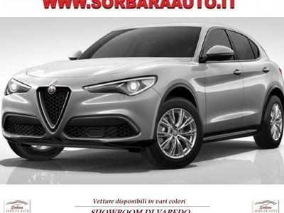 used Alfa Romeo Stelvio 2.2 Turbodiesel 210 CV AT8 Q4 Super