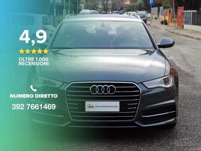 brugt Audi A6 Avant 2.0 TDI 190 CV ultra S tronic B