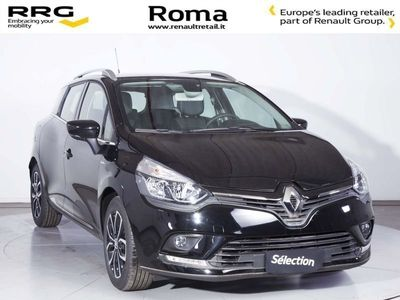 used Renault Clio dCi 8V 90 CV Start&Stop 5 porte Energy Duel nuova a Roma