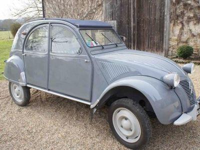 usado Citroën 2CV - Anni 50