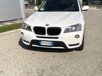 usata BMW X3 xDrive 2.0 disel cv 188