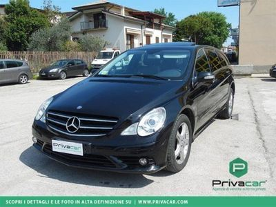 used Mercedes R320 R 320 CDI cat 4Matic Sport LungaCDI cat 4Matic Sport Lunga