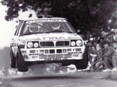 usata Lancia Delta 2.0i 16V HF integrale-ex rally-solo scocca! 220cv