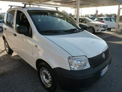 usata Fiat Panda 1.2 Van 2 posti IVA INCLUSA Euro 5
