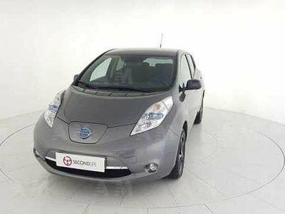 used Nissan Leaf Black Edition 30KWh del 2017 usata a San Giovanni Teatino