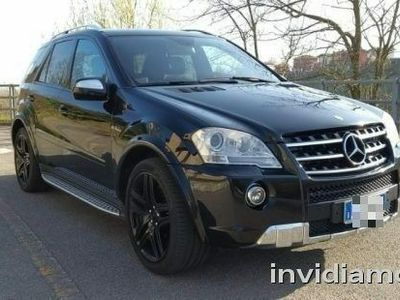 usata Mercedes ML63 AMG amg v-max