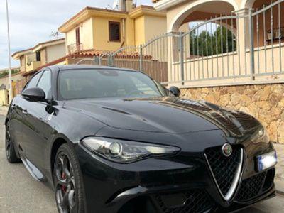 gebraucht Alfa Romeo Giulia quadrifoglio verde 2.9 510 cv