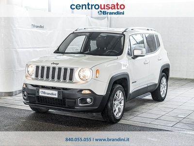 usata Jeep Renegade 2.0 mjt Limited 4wd 140cv