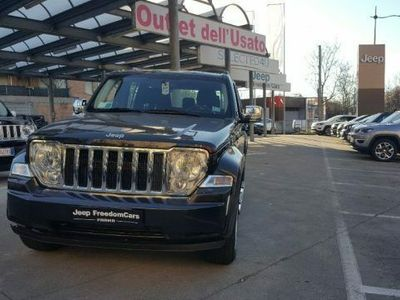 usata Jeep Cherokee 2.8 CRD DPF Limited
