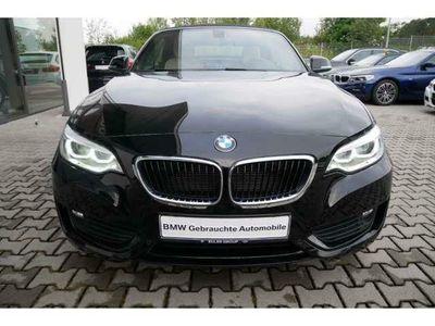 usata BMW 218 Serie 2 i Cabrio