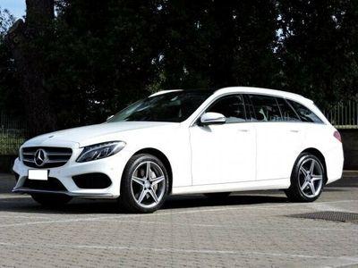 usata Mercedes C250 SW 4MATIC AUTOMATIC PREMIUM rif. 10633807