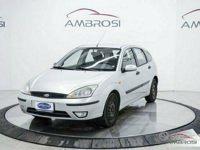 usata Ford Focus 1.8 tdci Zetec 100cv 5p