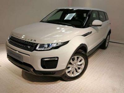 brugt Land Rover Range Rover evoque Se