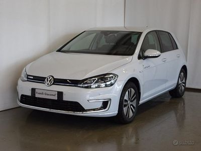 usata VW Golf 5p e-Golf e-Golf
