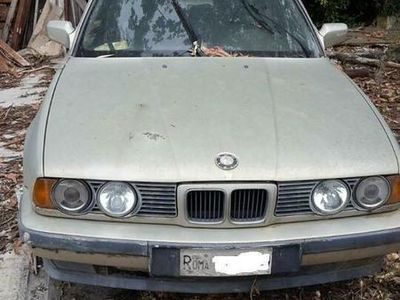 usata BMW 520 i serie e34 12 valvole 1989
