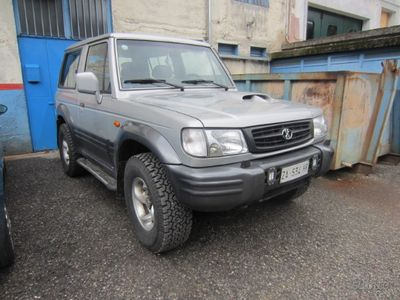 brugt Hyundai Galloper - 1999