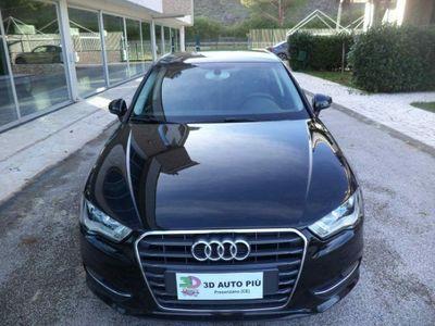 usata Audi A3 SPB 2.0 TDI 150 CV clean diesel S tronic Attractio rif. 12400113