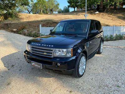 usata Land Rover Range Rover Sport HSE Sedili con memoria Harman Kardon Navi