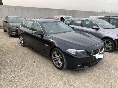 used BMW 520 d Touring Msport