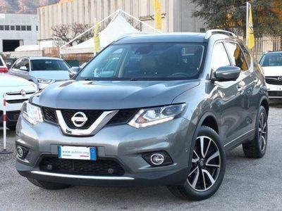 usado Nissan X-Trail 1.6 dCi 2WD Tekna 7 posti KM CERTI