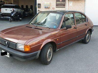 usata Alfa Romeo Alfasud MODELLO VALENTINO