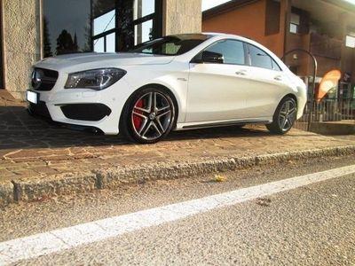 gebraucht Mercedes CLA45 AMG 4Matic, UFF., UNICOPROP., IVA ESPOSTA!