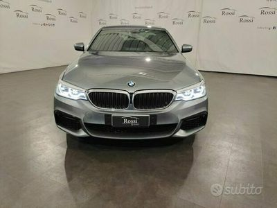 usata BMW 520 d xdrive Msport auto