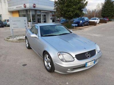second-hand Mercedes SLK200 Kompressor cat Special Edition rif. 10643889