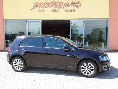 usata VW Golf 1.6 TDI 110 CV 5p. Comfortline Blue