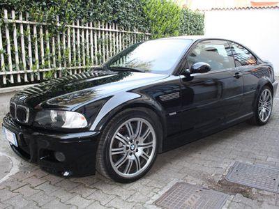 usata BMW M3 COUPE' 343 CV - LIBRO SERVICE