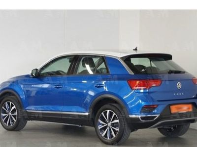 brugt VW T-Roc 2.0 TDI DSG 4MOTION Style NAVI GARANZIA ESTESA