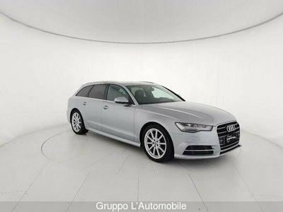 usata Audi A6 IV 2015 Avant avant 2.0 tdi ultra 190cv