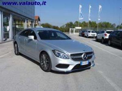 usata Mercedes CLS250 D 4MATIC PREMIUM AMG - ESTENSIONE GARANZIA Diesel