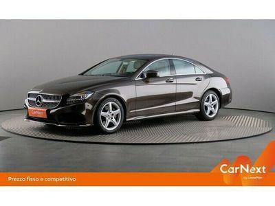 begagnad Mercedes CLS350 BlueTEC 9G-TRONIC Premium
