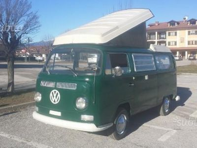 used VW T2 WESTFALIA 1970 frecce basse docum.OK