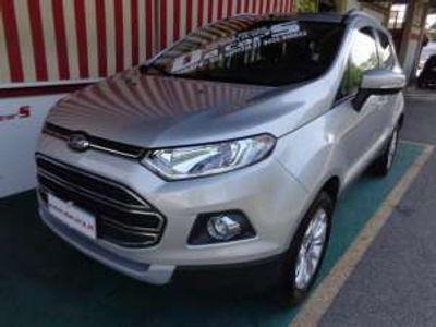used Ford Ecosport 1.5 110 cv titanium full optionals benzina