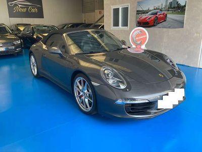 usata Porsche 911 Carrera 4S Cabriolet 991 911 3.8