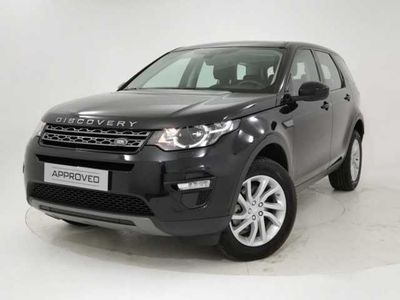 begagnad Land Rover Discovery Sport - 2.0 TD4 150 CV SE Aziendale