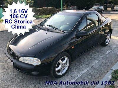 usata Opel Tigra 1.6i 16V 106CV Storica Clima